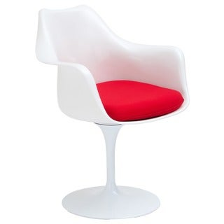 Light Society Eero Saarinen Tulip Style Arm Chair