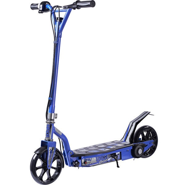 UberScoot 100-watt Blue Electric Scooter
