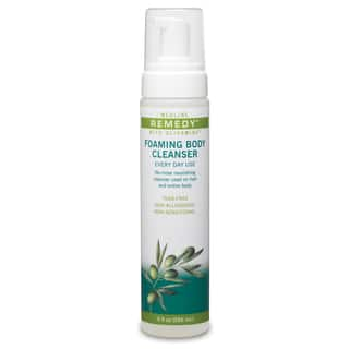 Medline Remedy Olivamine 9-ounce Foaming Body Cleansers (Case of 12)|https://ak1.ostkcdn.com/images/products/9648672/P16831991.jpg?impolicy=medium