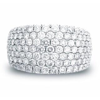 Azaro 14k White Gold 2ct TDW Diamond Fashion Ring (H-I, SI1-SI2)
