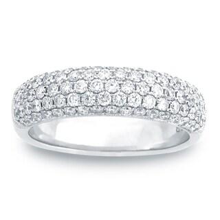 Azaro 14k White Gold 1ct TDW Diamond Fashion Ring (H-I, SI1-SI2)