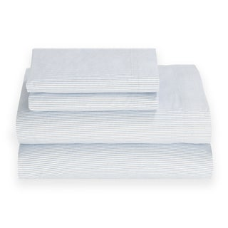 Tommy Hilfiger Ithaca Stripe Cotton Rich Sheet Set