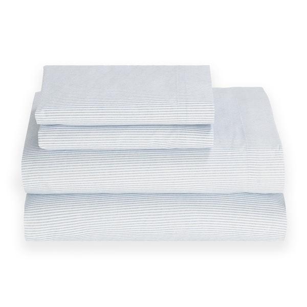 Tommy Hilfiger Ithaca Stripe Cotton Rich Sheet Set