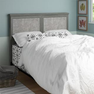 Altra Stone River Full/ Queen Headboard with Fabric Inserts