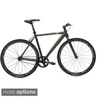 RapidCycle Evolve A1 Flatbar 700C Unisex Fixed Gear Bike (2 Size Options)