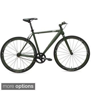 RapidCycle Evolve A1 Flatbar 700C Unisex Fixed Gear Bike (2 Size Options)
