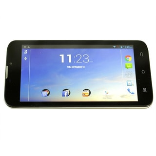 SVP 6-inch Black Unlocked Dual-SIM 4G Android Jelly Bean Smartphone