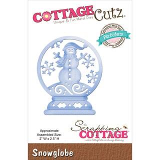 CottageCutz Petites Die-Snowglobe