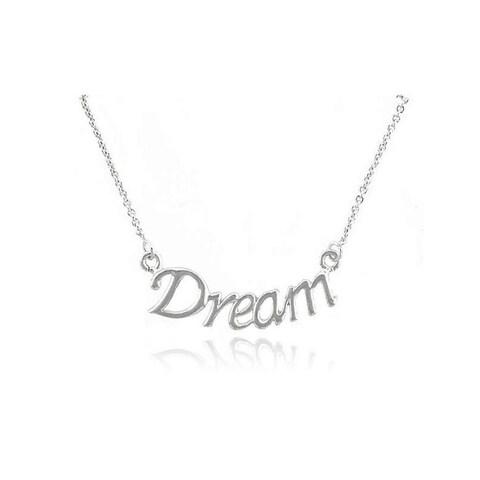Mondevio Silver Dream Necklace