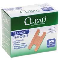 Flex Fabric Knuckle Bandages 100-Piece