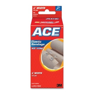 Ace 4-inch Elastic Bandage with E-Z Clips