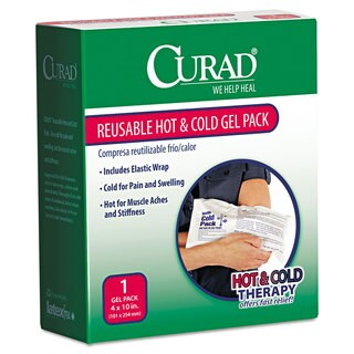Curad Reusable Hot & Cold Pack with Protective Cover