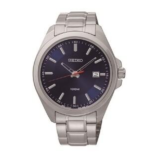 Seiko Men's SUR059 Stainless Steel Chronograph Watch