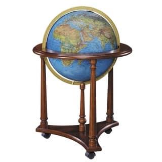 LaFayette Blue Illuminated Floor World Globe https://ak1.ostkcdn.com/images/products/9649750/P16833078.jpg?impolicy=medium