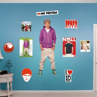 Fathead One Direction Niall Horan Wall Decals