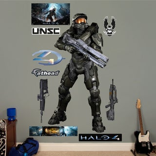 Fathead Halo 4: Battle Ready Master Chief Wall Decals