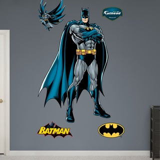 Fathead REAL BIG Batman Justice League Wall Decals