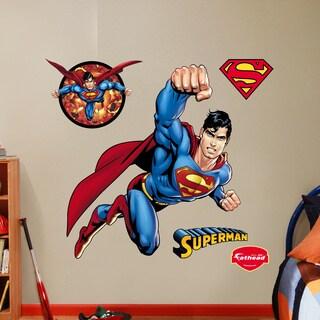Fathead Superman Man of Steel Wall Decals