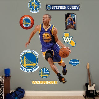 Fathead Stephan Curry Wall Decals
