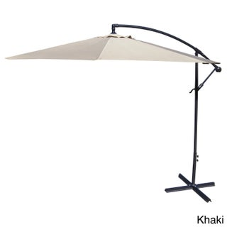 Jordan Manufacturing Steel 10-foot Offset Umbrella (More options available)