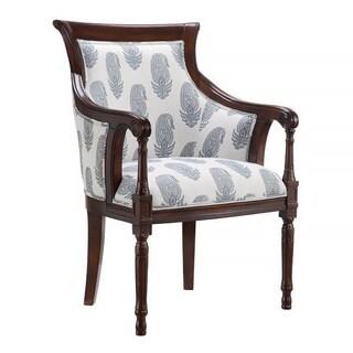 Montserrat Dark Cherry Barrel Back Chair