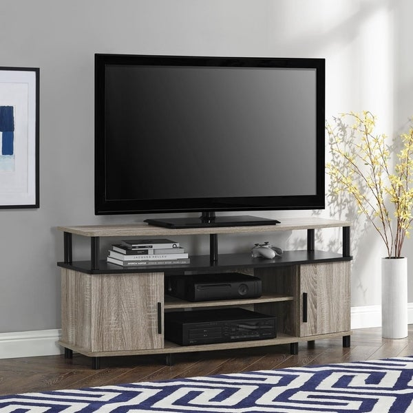 Altra Dexter 50 Inch Tv Stand 16833949 Overstock Com