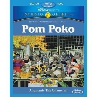 Pom Poko (Blu-ray/DVD)
