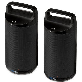 iLive ISBW2113B Speaker System - Battery Rechargeable - Wireless Spea