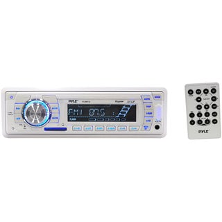 Pyle AM/FM-MPX PLL Tuning Radio with SD/MMC and USB (Refurbished)