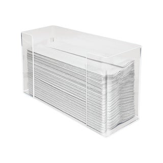 Universal Business Clear Acrylic Paper Towel Dispenser