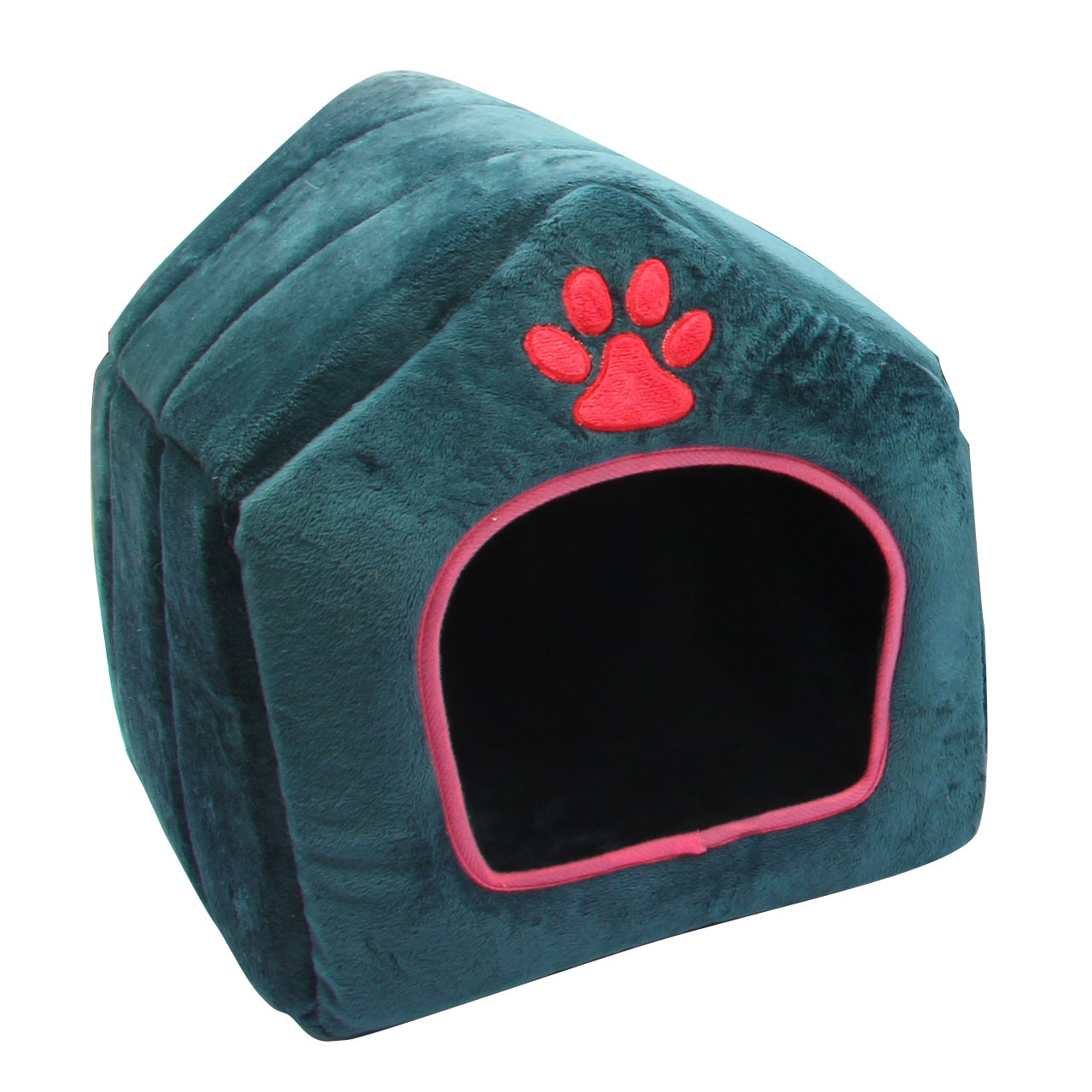 Purrrfect Life Super Enclosed House-Shaped Pet Bed (X-Lar...