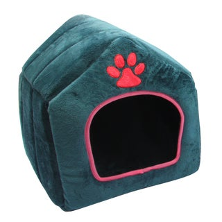 Purrrfect Life Super Enclosed House-Shaped Pet Bed