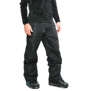 Pulse Men's Black Rider Snowboard Pants