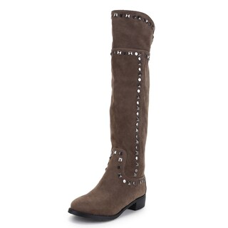 Women's 'Starline' Over-the-Knee Studded Boots (More options available)