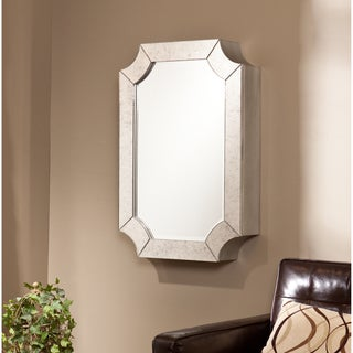 Harper Blvd Burbridge Wall Mount Jewelry Mirror