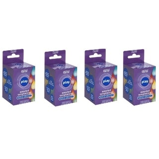 Durex Play Assorted Temptations Lubricant Variety Pack 10-count (Pack of 4)
