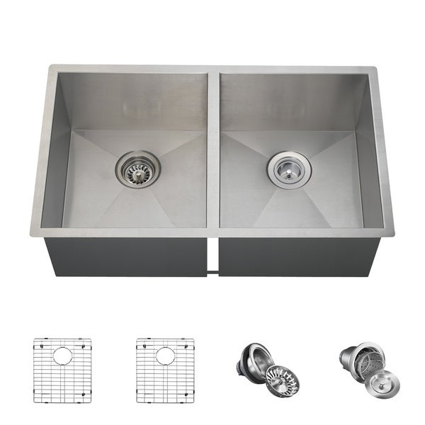 Shop 3322d 90 Degree Double Equal Rectangular Stainless