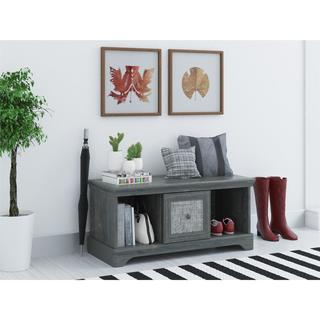 Altra Stone River Storage Bench