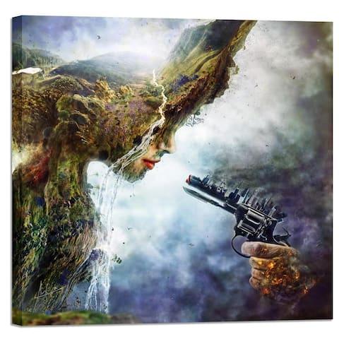 Cortesi Home Betrayal by Mario Sanchez Nevado, Giclee Canvas Wall Art Gicl
