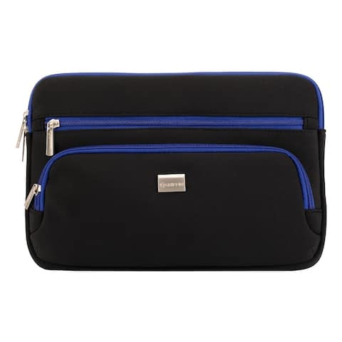 Griffin Carrying Case Notebook - Black, Blue