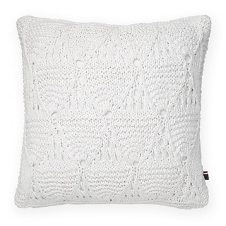 Tommy Hilfiger Bar Harbor White Throw Pillow