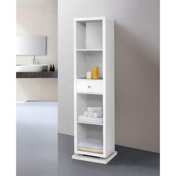 Artiva Usa Bella 71 Inches White Full Length Mirror And