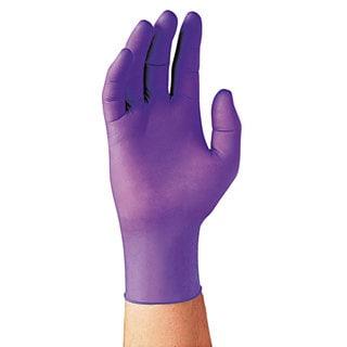 Kimberly-Clark Professional* PURPLE NITRILE Exam Gloves, X-Large, Purple, 90/Box