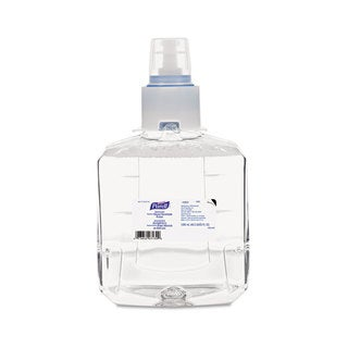 PURELL Advanced Instant Hand Sanitizer Foam, LTX-12 1200mL Refill, Clear, 2/Carton