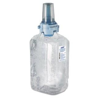 PURELL Adv. Green Cert. Instant Hand Sanitizer Refill, 1200mL, FragranceFree, 3/Carton