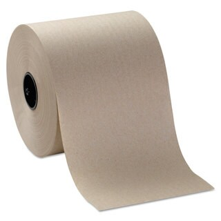 Georgia Pacific Professional Hardwound Roll Paper Towels, 7 4/5 x 1000ft, Brown, 6 Rolls/Carton