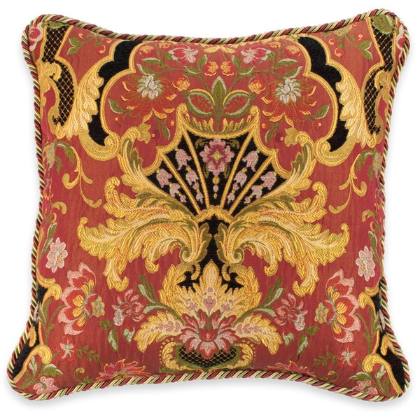 Austin Horn Classics Ashley Luxury 20 Inch Throw Pillow