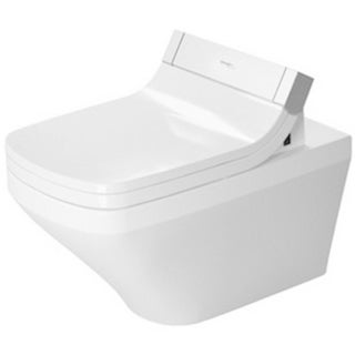 Duravit Durastyle Toilet Wall-mounted Washdown Durafix Included 14.63-inch x 24.38-inch For Sensowash C