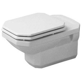 Duravit Toilet Wall-mounted 1930 White Washdown Model White