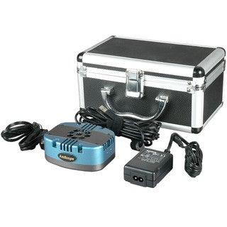 AmScope 1.4MP Peltier Cooled CCD Low Light Fluorescence Microscope Camera
